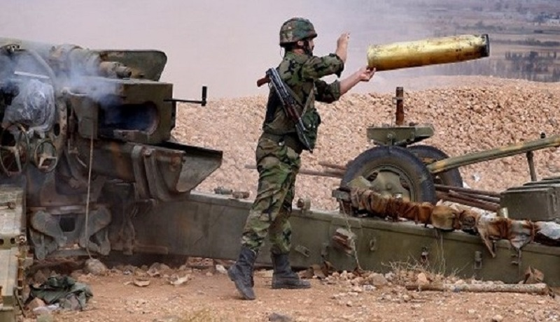 Syrian Army Repelled Several ISIS Attacks In Deir Ezzor