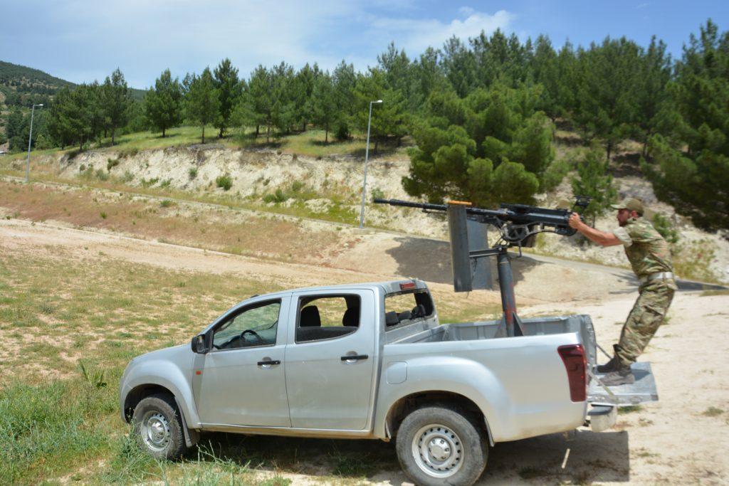 Turkey trains Free Syrian Army Again