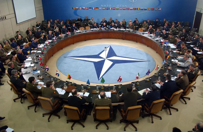 Barging Through NATO: Donald Trump in Europe