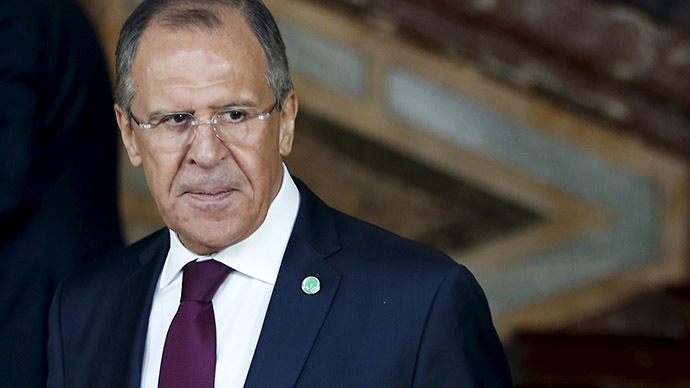 Russian Foreign Minister Slams US 'Threats' Against Syrian Army