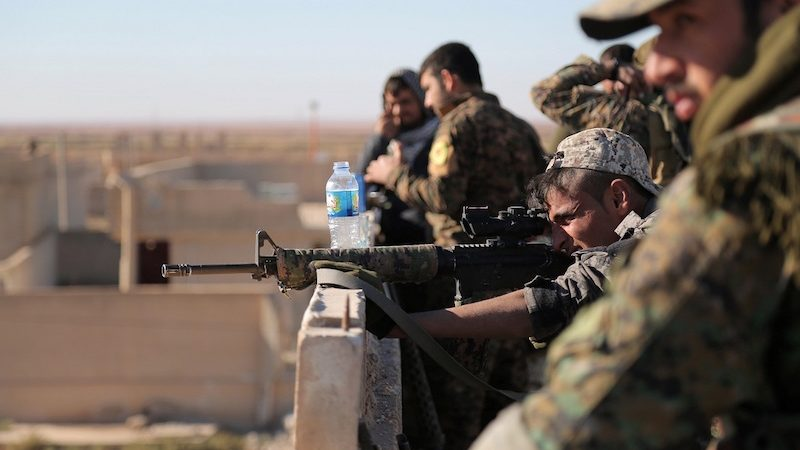 SDF Vows To Prevent Any Corridor Between Iran And 'Syrian Regime' - Media