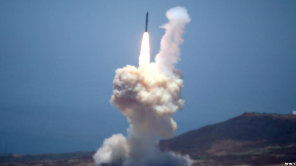 US Military Carried Out First Ever Intercept Of Intercontinental Ballistic Missile Target