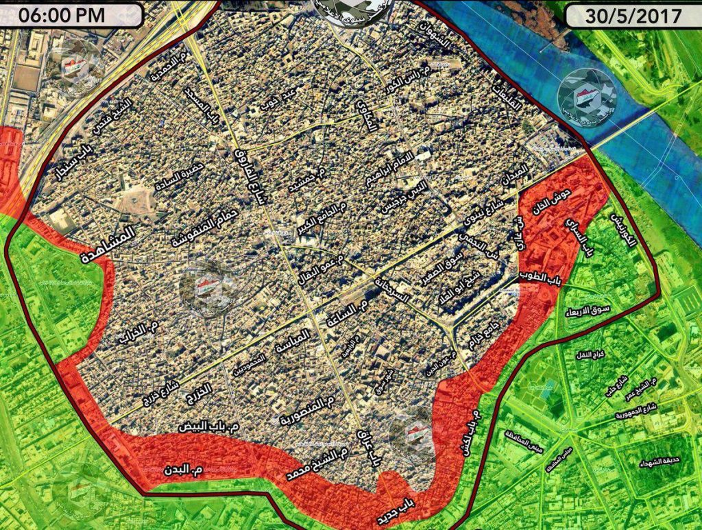シリア国境に近いPMUはじかISISアタック