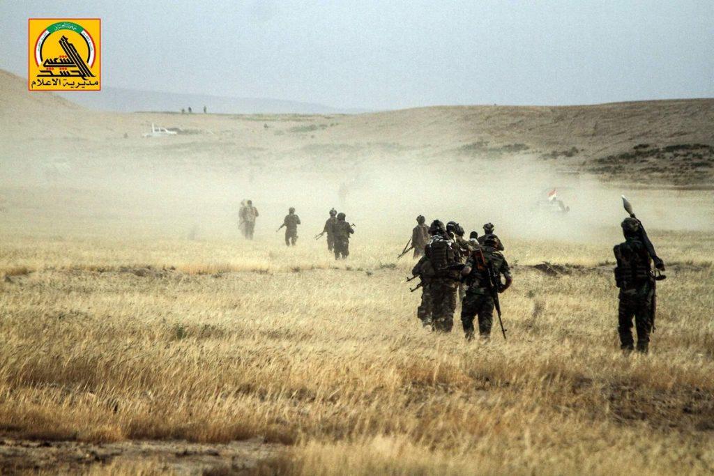 PMU Repelled ISIS Attack Near Syrian Border