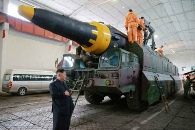 North Korea Continues Missile Tests, Launches 'Unidentified' Ballistic Missile