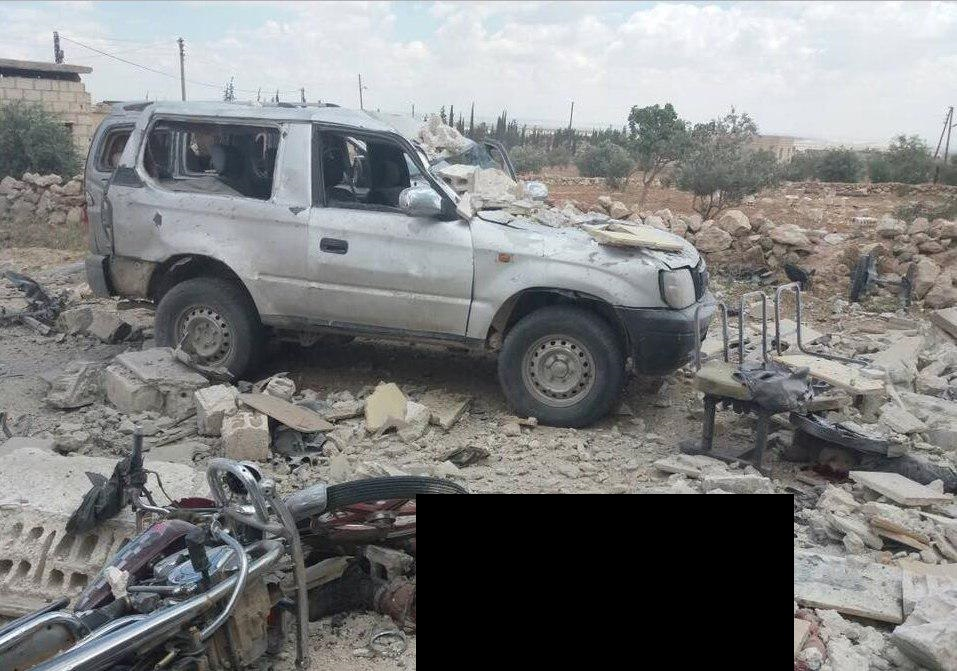 40 Ahrar al-Sham Militants Killed In Double-Tap Suicide Bombing In Idlib