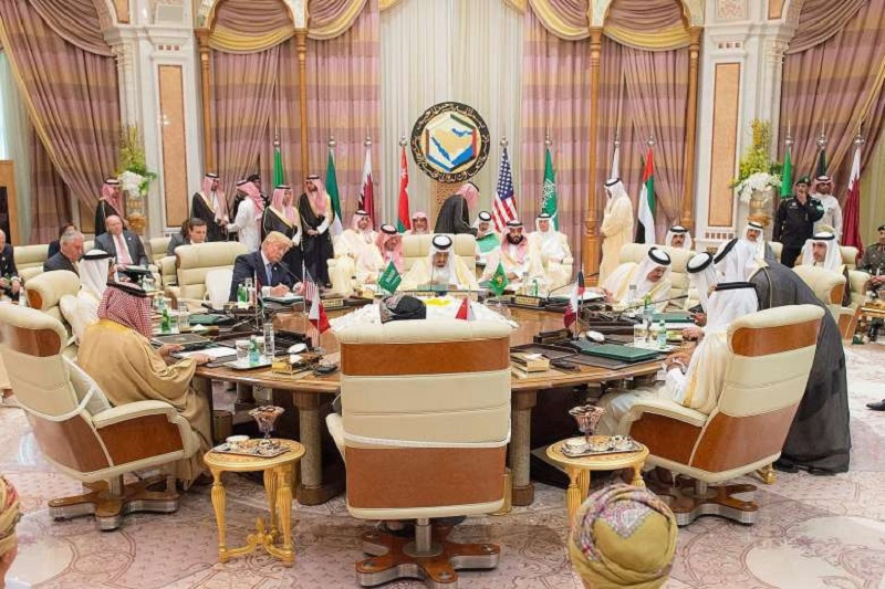 Riyadh Pact: US & 55 Muslim-Majority States Pledging 34,000 Troops To Fight ISIS, Cooperation Against Iran