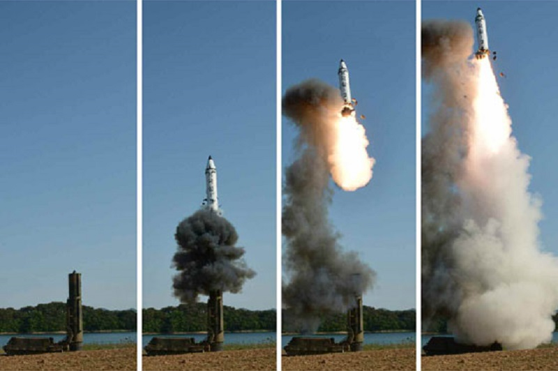 North Korean Leader Approves Mass Production Of Pukguksong-2 Ballistic Missile