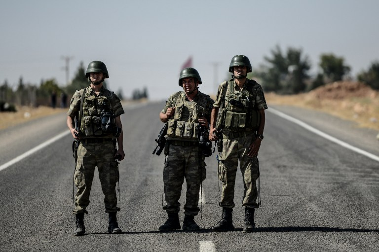 Turkish Military: 93 PKK Members Were Killed Over Past 11 Days In Eastern Turkey