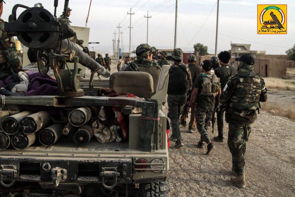 Iraqi PMU Liberated Strategic Town Of Qairawan From ISIS Terrorists - Photo Report