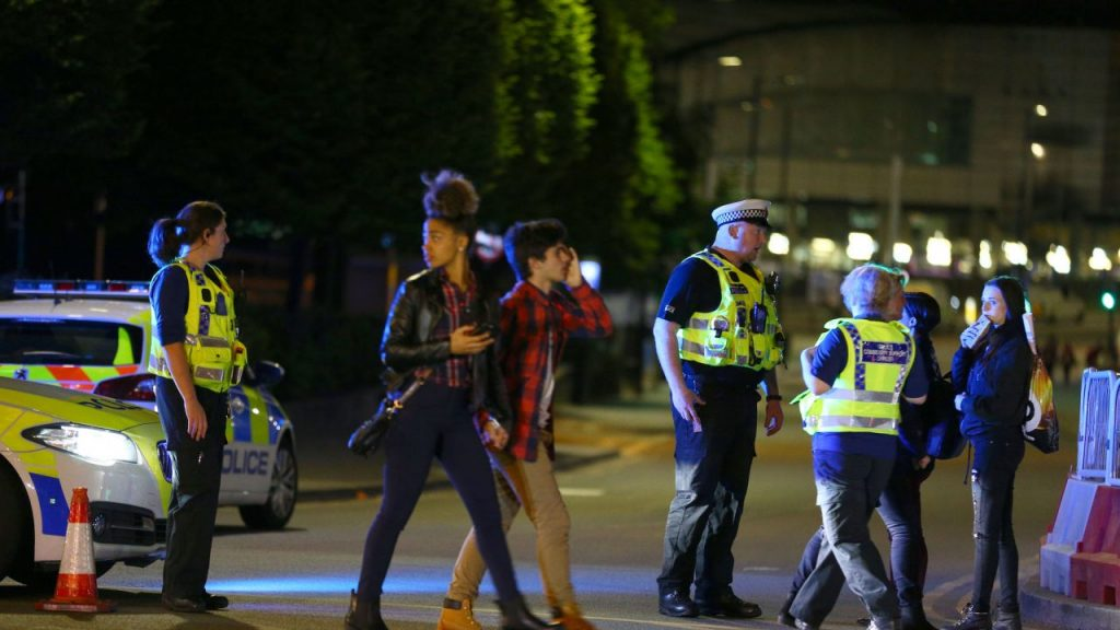 ISIS Claimed Responsibility For Manchester Attack