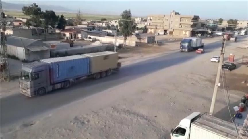 About 100 Trucks With US Weapons For Kurdish Forces Arrived Syria - Turkish Media