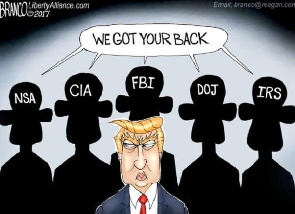 "Paul Craig Roberts: ""The Assault on Trump"""