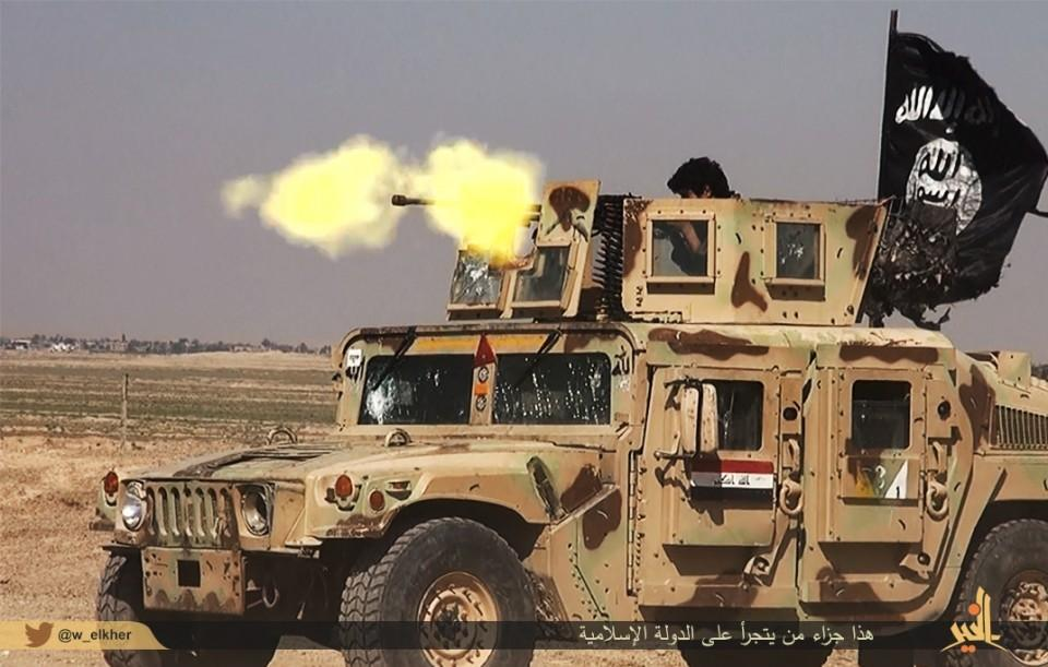 US Military Failed To Keep Track Of $1bn Arms In Iraq. Part Ended Up With ISIS