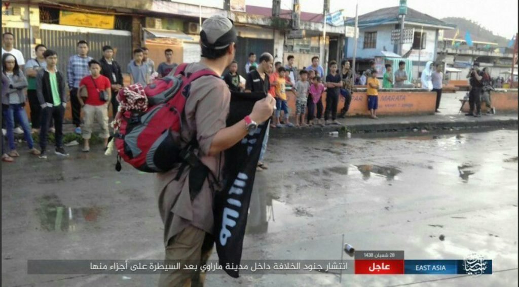 ISIS Claims It Captured Police HQ, Weapons And Vehicles In Philippines' Marawi (Video)
