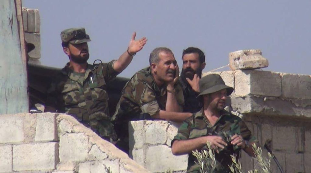 Syrian Military Command Redploying Elite Tiger Forces To Palmyra Ahead Of Advance On Deir Ezzor
