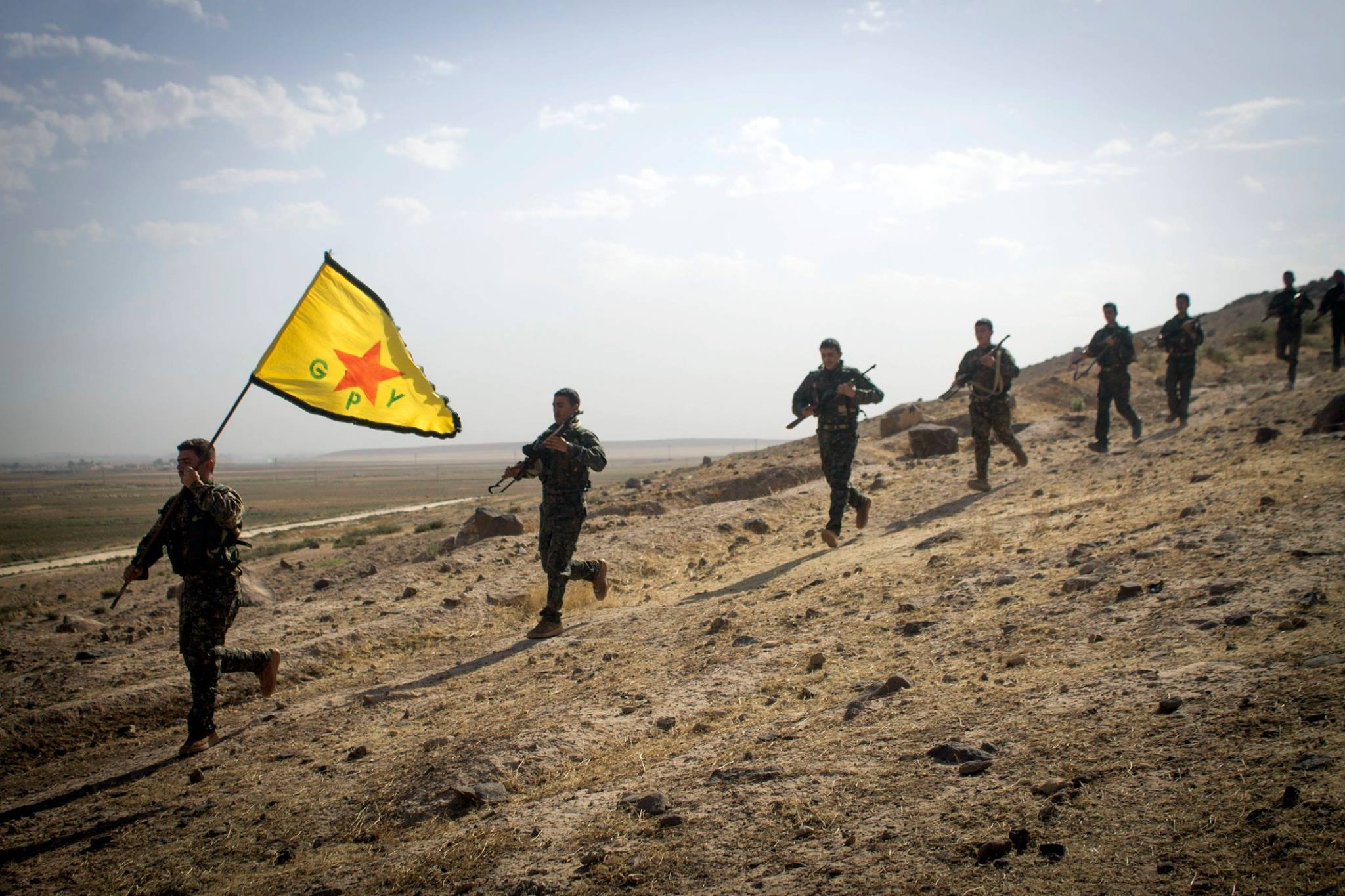 Damascus Government Rreached Agreement With YPG Over Afrin Area – Al-Mayadin TV