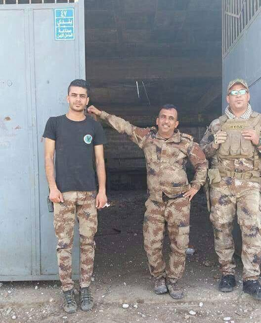Iraqi Security Forces Liberated Industrial Area In Western Mosul