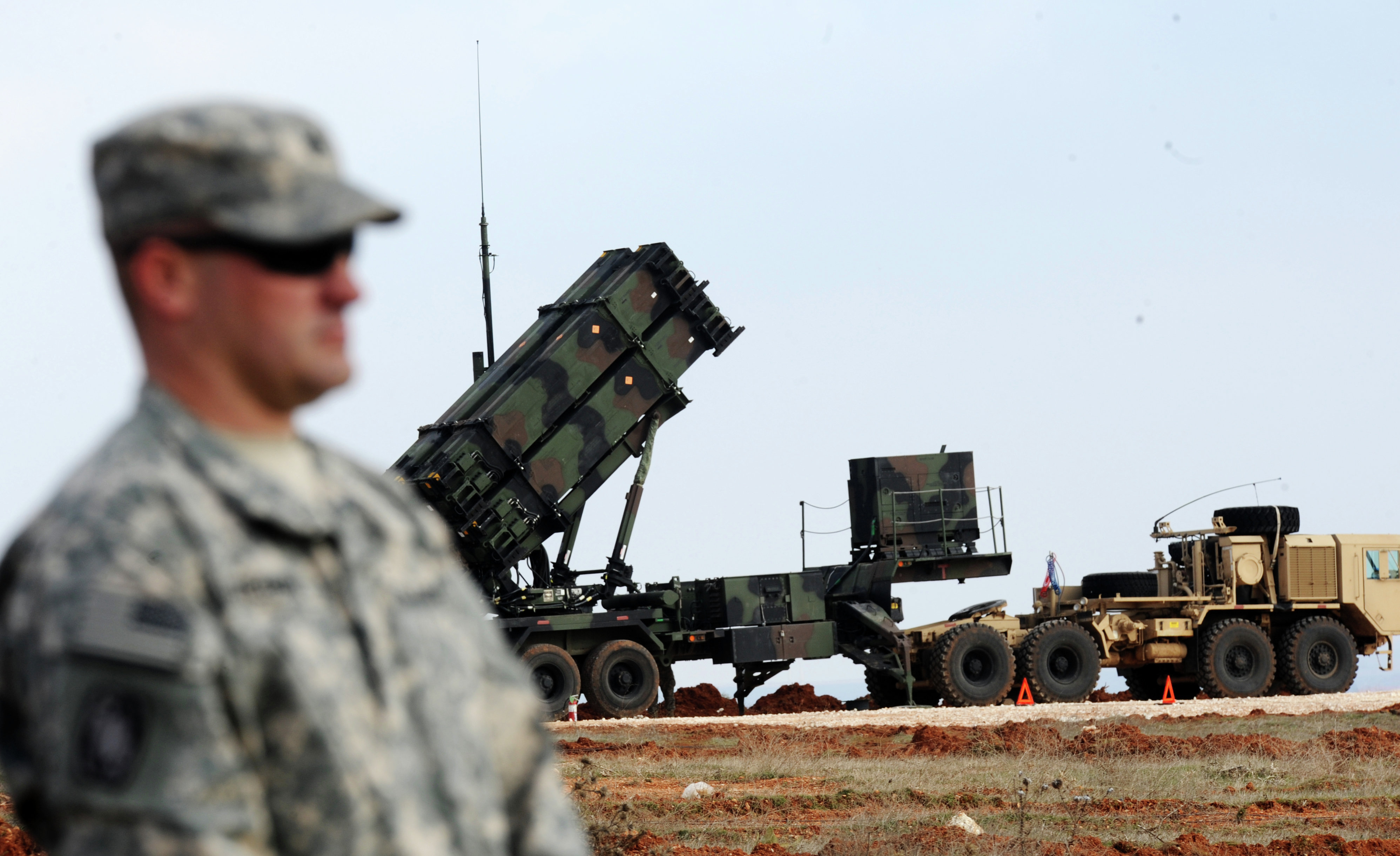 US May Deploy Patriot Missile Battery To Baltic Region, Argues Its Defensive Step