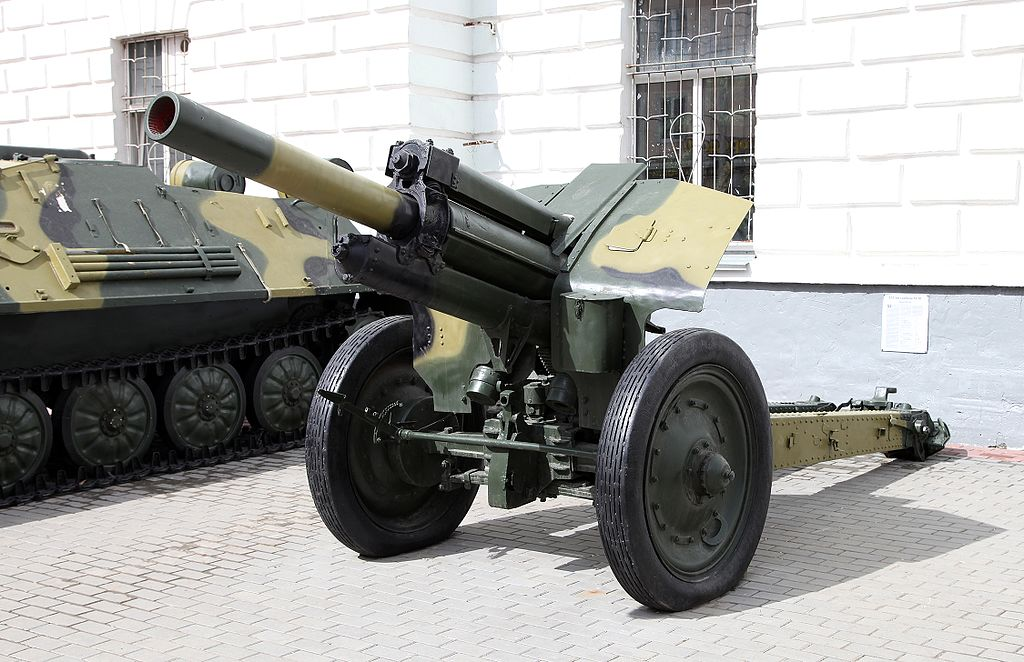 Russia Sends M-30 Howitzers To Syrian Government Forces - Media