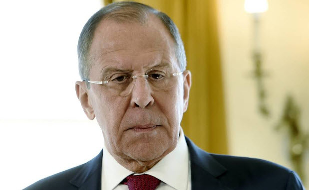 """Russia's Lavrov Trolls The US: """"Was Comey Fired? You're Kidding"""""""