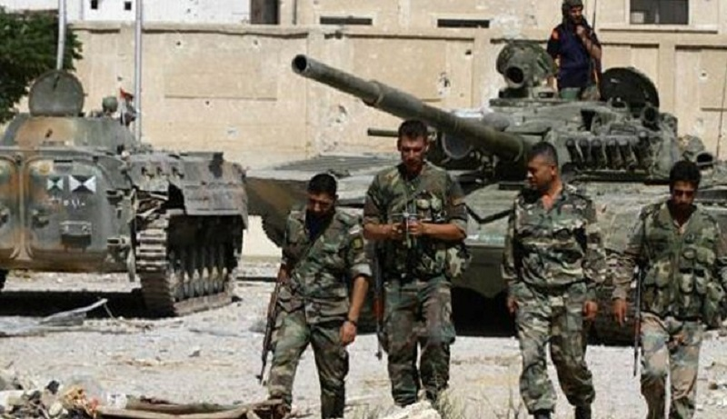 Syrian Security Forces Arrest 12 Suspects During Operation Against ISIS Cells In Western Daraa