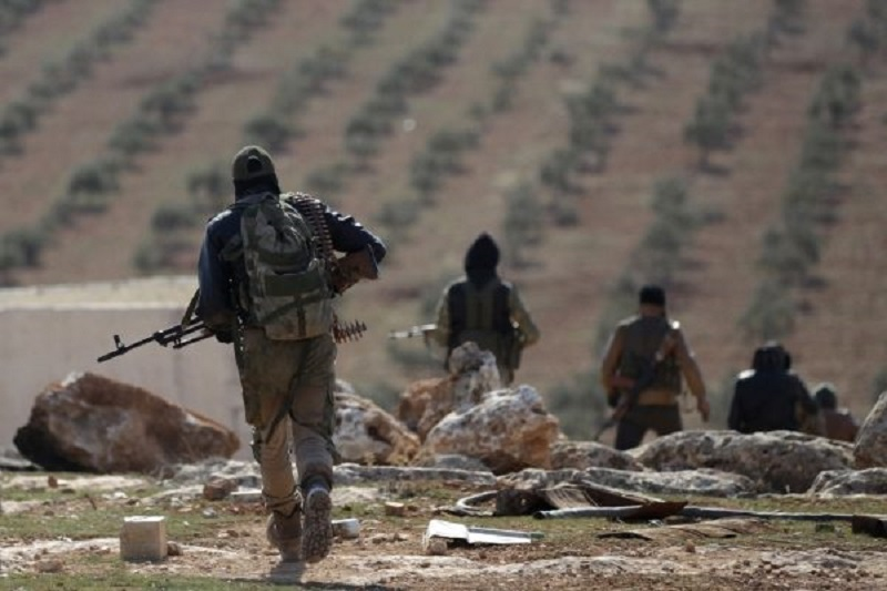 About 1,200 Members Of Turkish-backed Militant Groups Deploy Near Positions Of US-backed Forces In Northern Syria