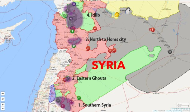 The Astana Process: A Possible Solution to An Impossible Situation in Syria