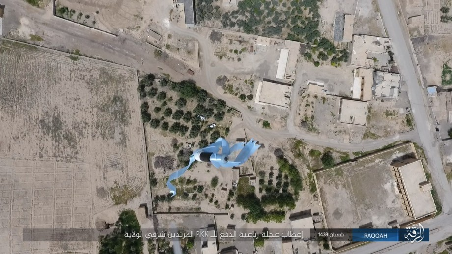 US-backed Forces Are In 4 km From Gates Of Raqqah (Photos, Map)