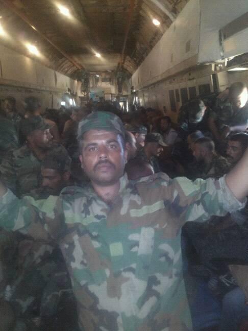 Syrian Military Deploys Reinforcements To Deir Ezzor - Reports