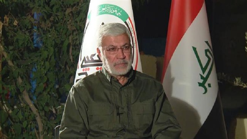 Abu Mahdi al-Muhandis, Deputy Commander of the PMU