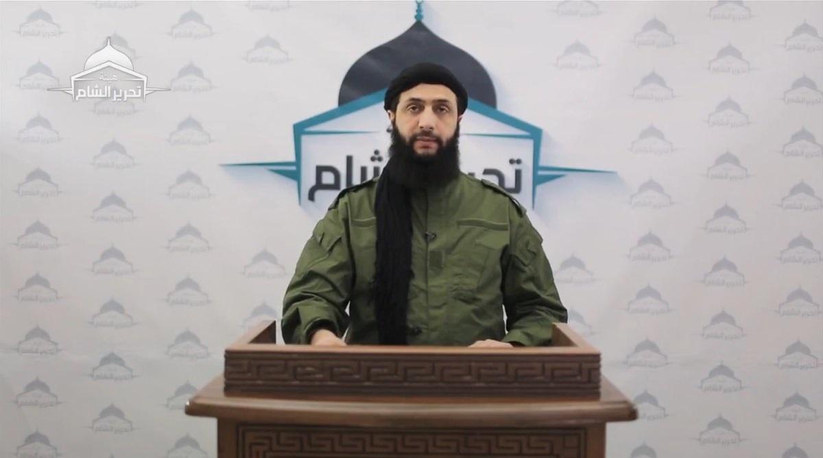 Delegation Of Hayat Tahrir Al-Sham Visits Trukey - Media