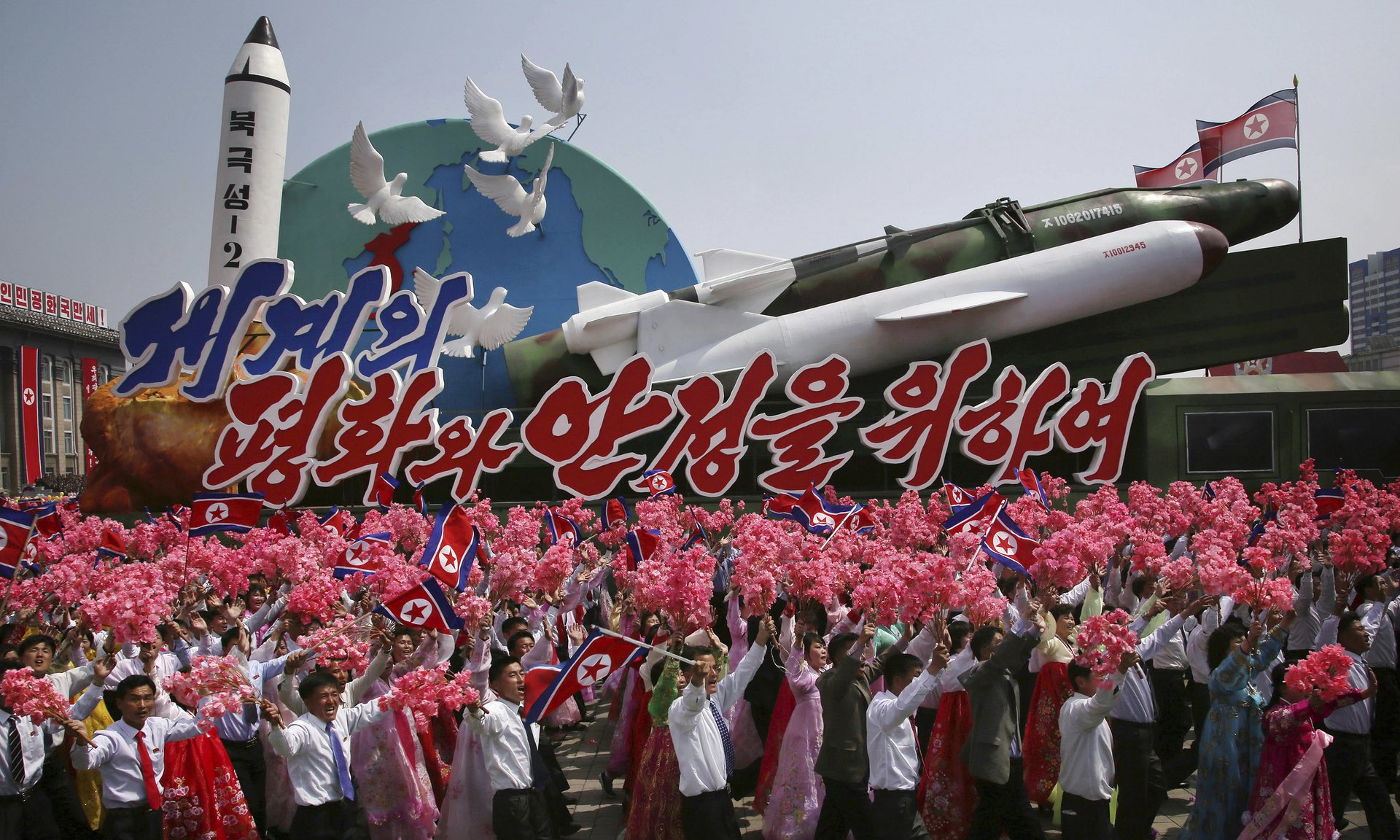 North Korea Test-Fires 7th Ballistic Missile Of 2017, Projectile Flew 700Km, Landed In Sea Of Japan