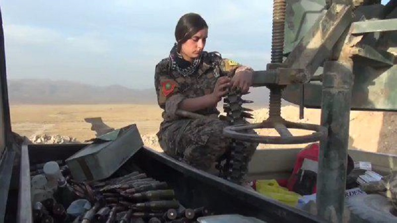 US-backed Forces Capture 3 More Villages From ISIS In Northern Raqqa (Video, Photos)