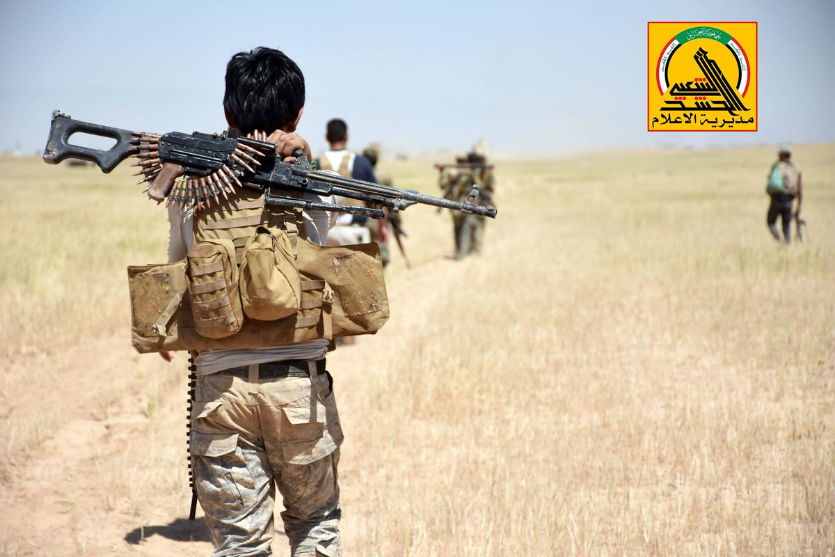 Iraqi PMU Forces Liberate 4 Villages From ISIS Southwest Of Mosul