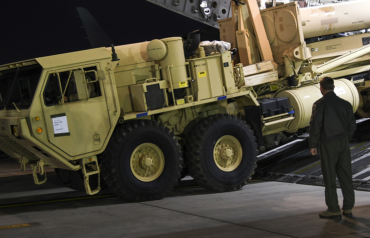 China Demands To Halt THAAD Deployment In South Korea Immediately