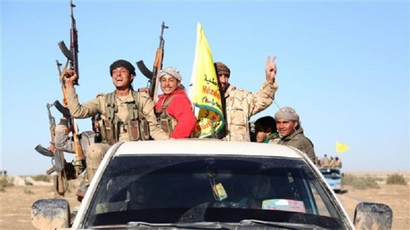 Syrian Democratic Forces Make Gains Against ISIS West And East Of Raqqah