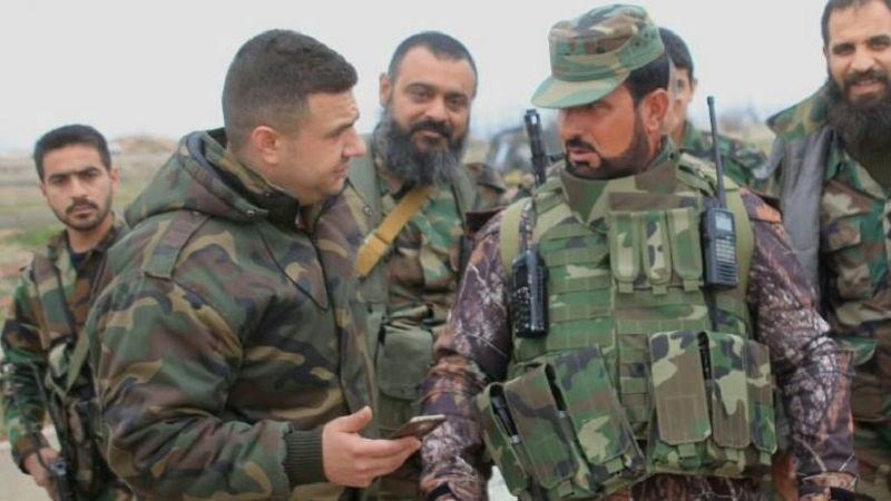 Tiger Forces Liberate More Areas On Way To ISIS Stronghold Of Maskanah