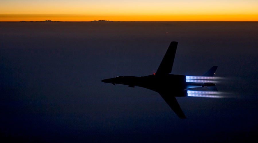 US-led Coalition Denies Responsibility For Civilian Casualties As Result Of Airstrikes In Deir Ezzor