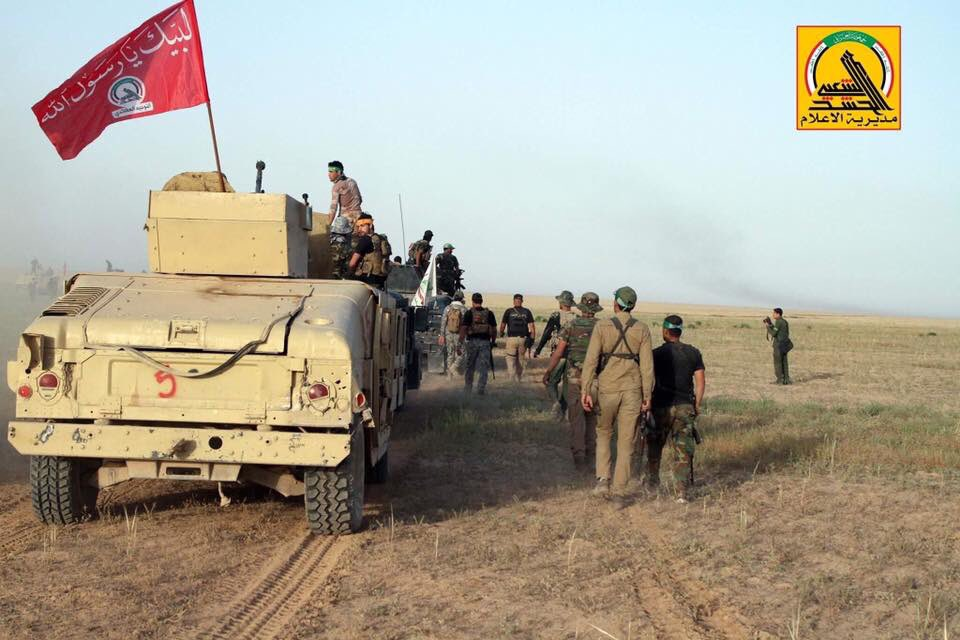 US-led Forces, Syrian Government And Iraqi Popular Mobilization Units Increase Operations Near Syrian-Iraqi Border. Why?