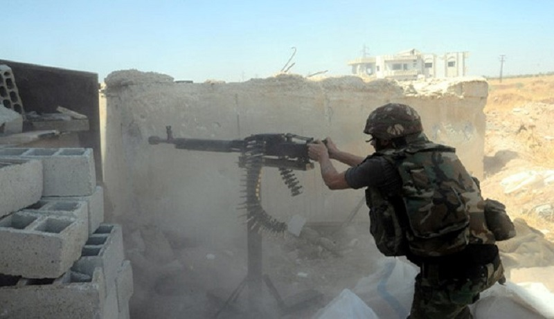 Syrian Army Repelled Large-Scale ISIS Attack In Deir Ezzor