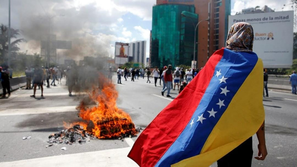 Venezuela: Economic Warfare and the National Constituent Assembly
