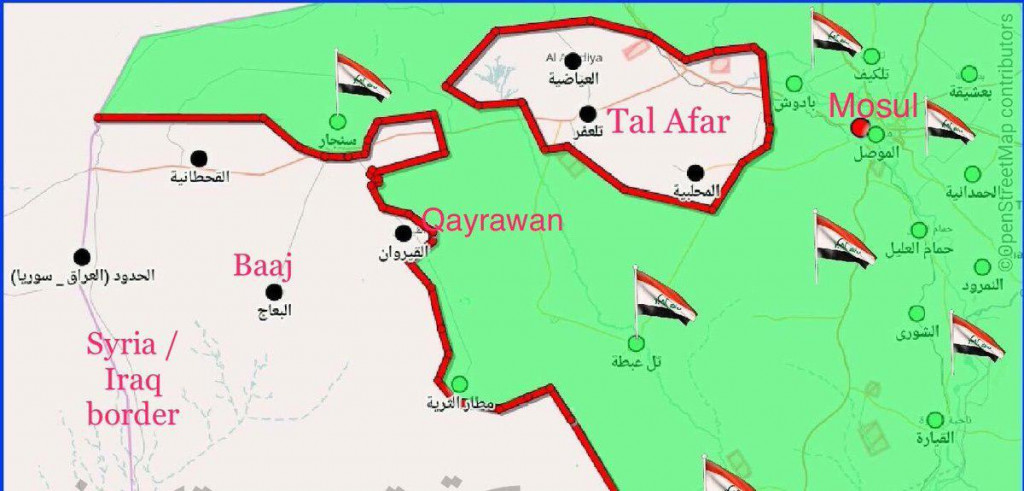 Iraqi Army Liberates Important District In Western Mosul (Photos, Video, Map)