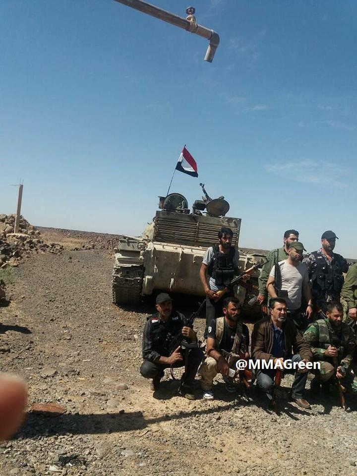 Syrian Army Advancing Against Western-backed Militants in Northern Suweida Countryside- Reports
