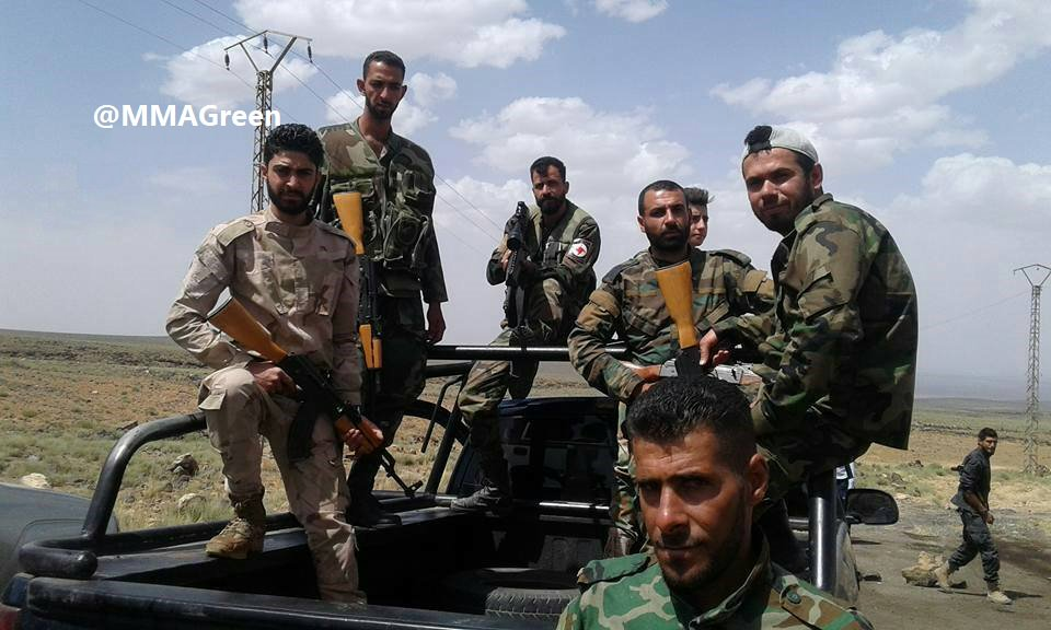 Government Troops To Continue Advance In al-Tanaf Area Despite US-led Coalition Airstrikes - Reports