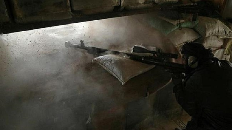 146 People Were Killed In Militants Infighting In Eastern Ghouta
