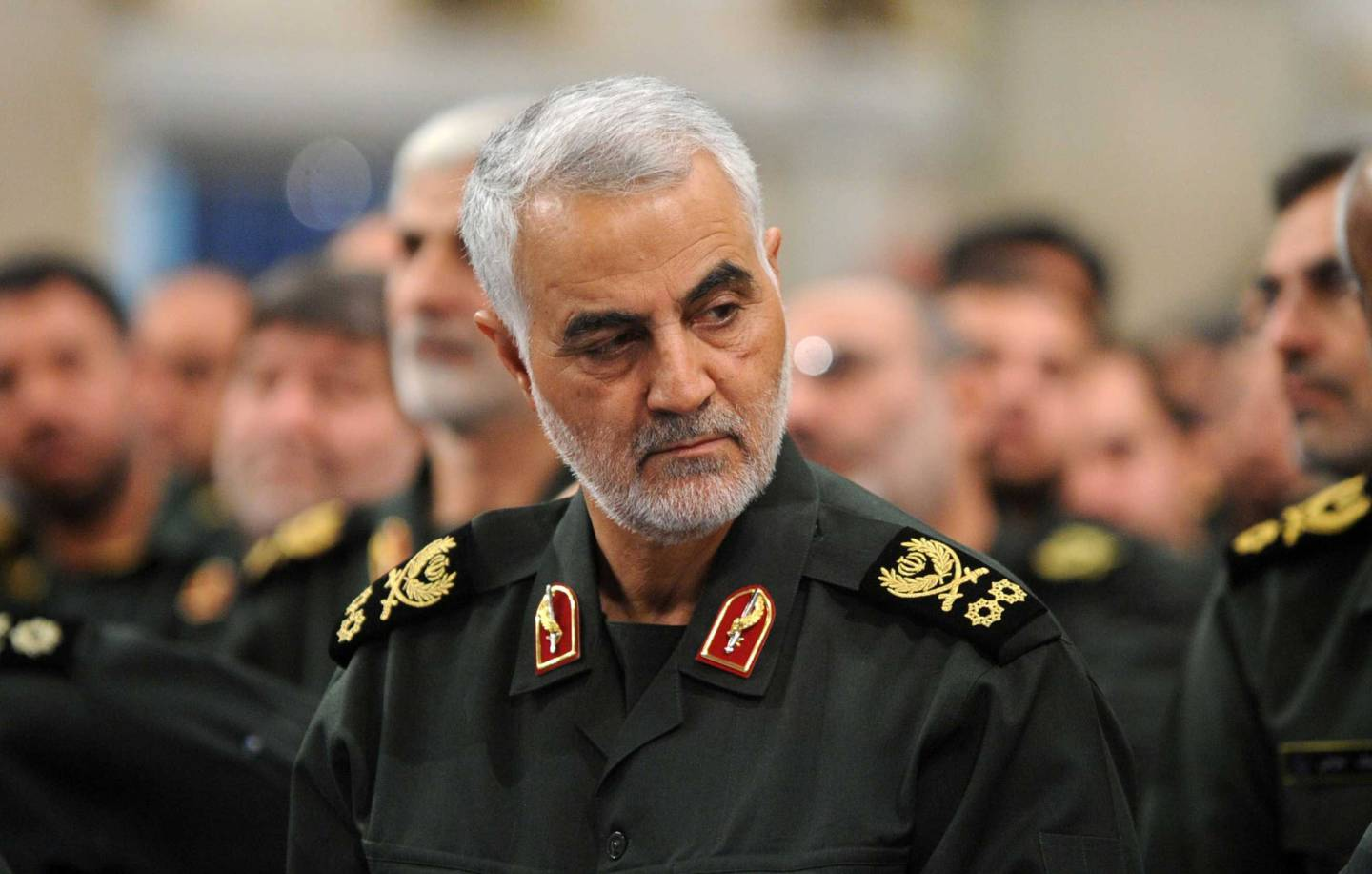 Prominent Iranian General Wounded In Syria's Daraa Province - Unconfirmed