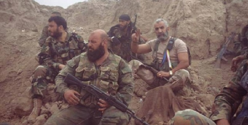 Republican Guard Regained Electric Sub Station From ISIS In Deir Ezzorr