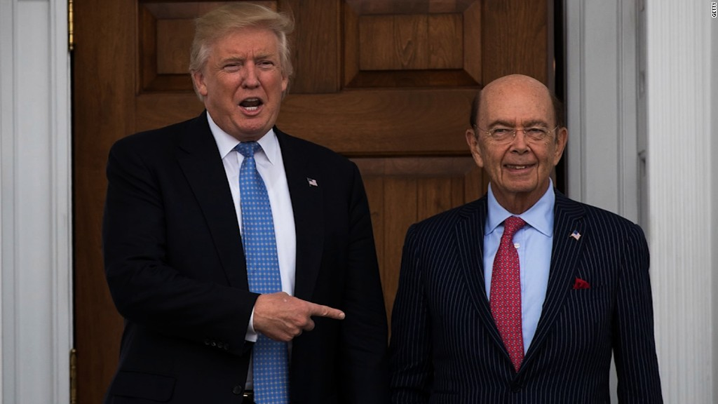 US Commerce Secretary: Missile Strike On Syria Was 'After-Dinner Entertainment'