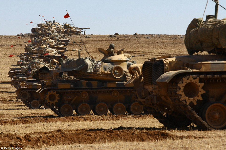 Turkish Army Could Enter Idlib In Order To Enfroce 'De-Escalation Zones': Rudaw